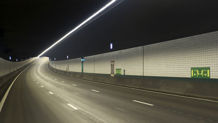 Tunnel de Zeeburger, Amsterdam
