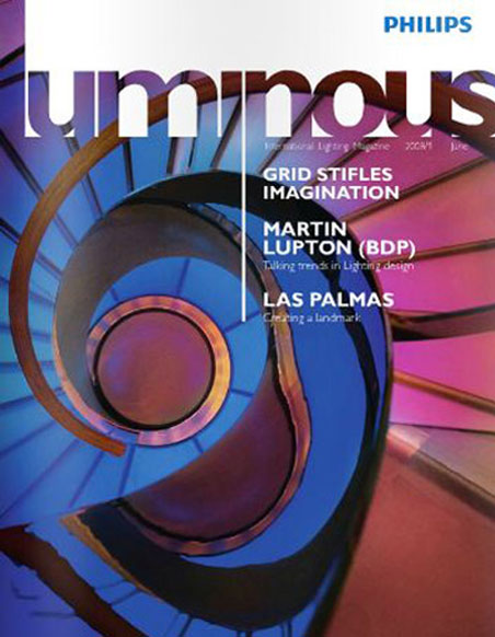couverture Luminous 1