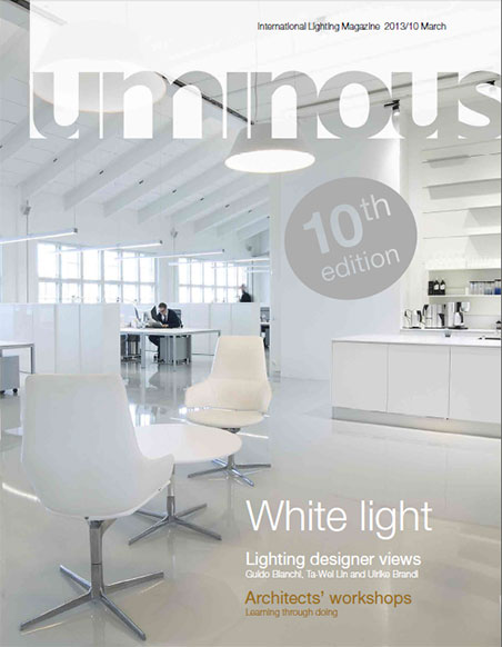 couverture Luminous 10