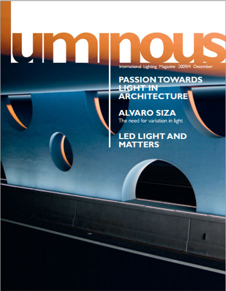 couverture Luminous 4