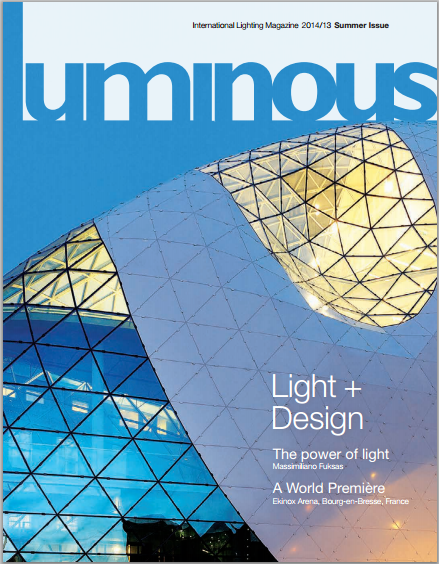 couverture Luminous 13