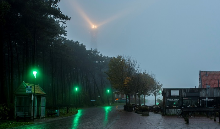 Ameland public lighting