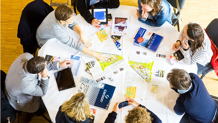 Atelier « Create the Livable City » organisé par Philips à Copenhague