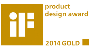 Prix Gold du « Product design » 2014
