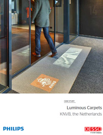 Étude de cas KNVB Luminous Carpets