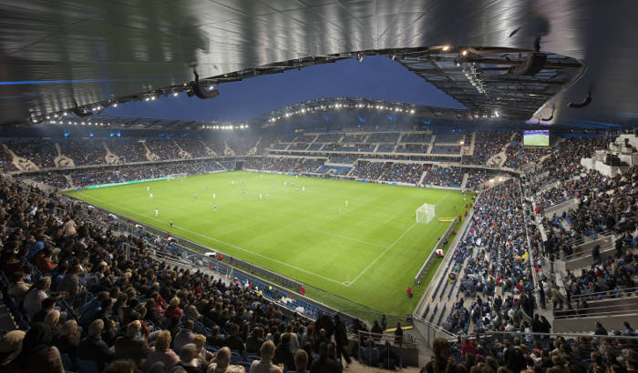 Stade Océane - Philips Lighting