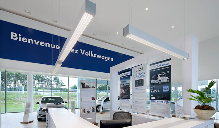 Volkswagen LED