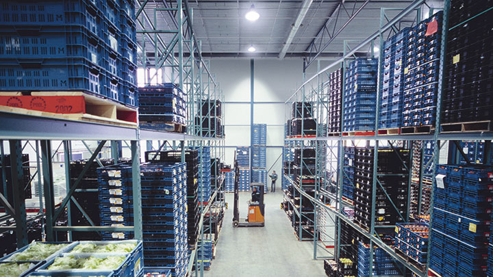 gestion industrie - Dynalite - Philips lighting